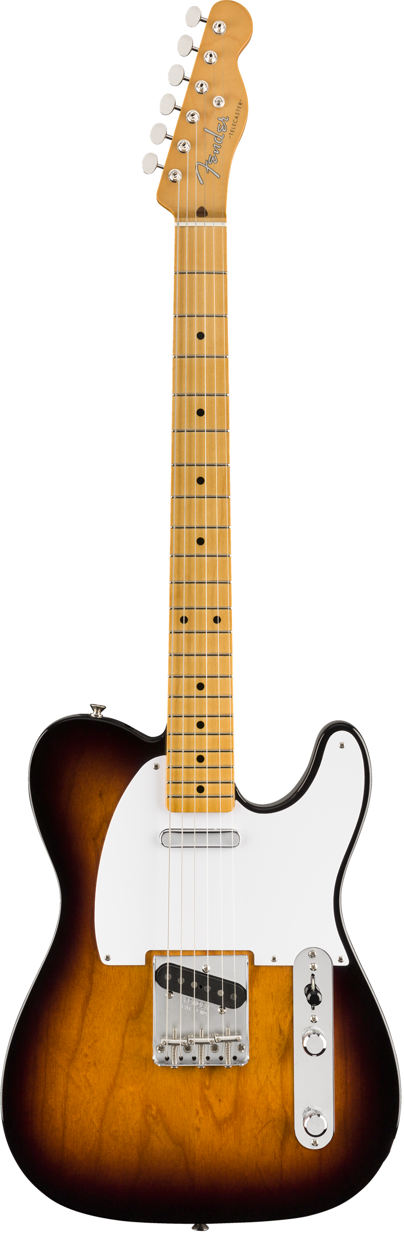 Fender Vintera 50s Telecaster 2 Colour Sunburst MN - Regent Sounds