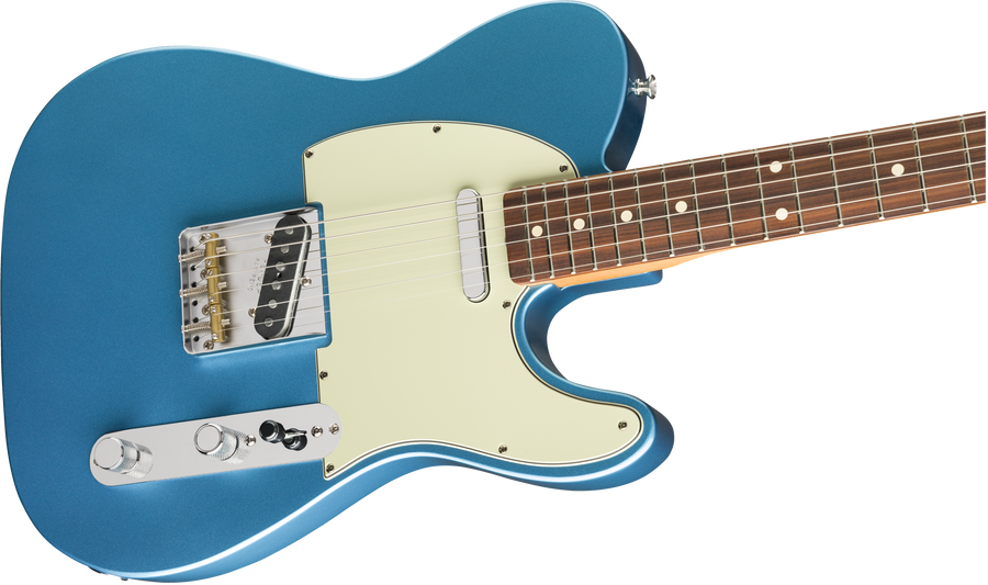 Fender Vintera 60s Telecaster Modified Lake Placid Blue PF - Regent Sounds