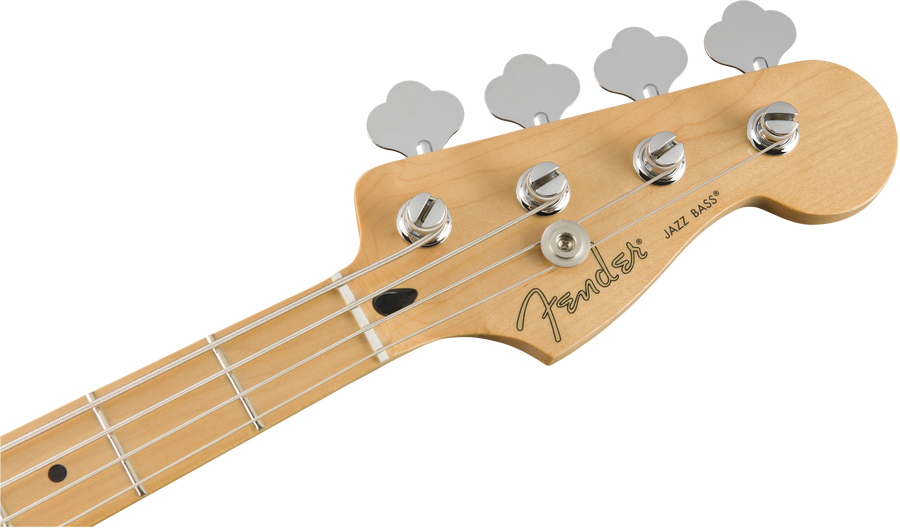 Fender Player Jazz Bass Polar White MN - Regent Sounds