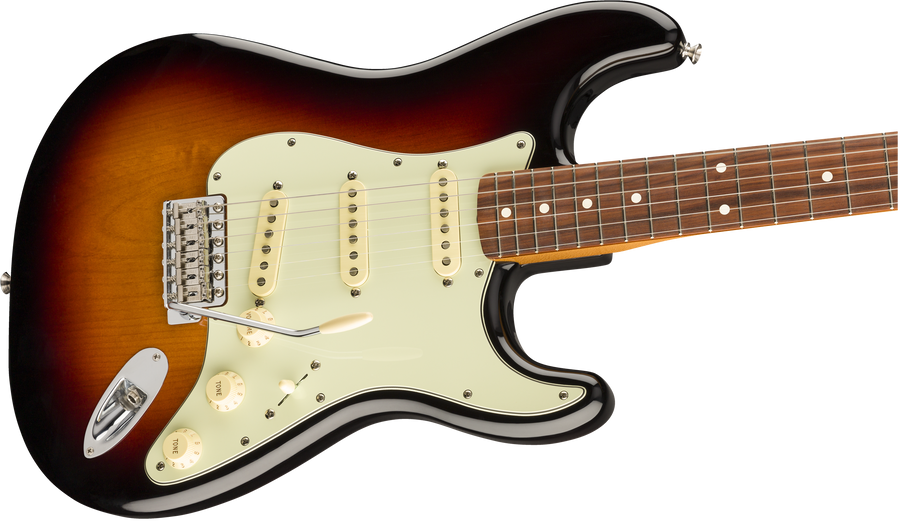 Fender Vintera 60s Stratocaster 3 Colour Sunburst PF - Regent Sounds