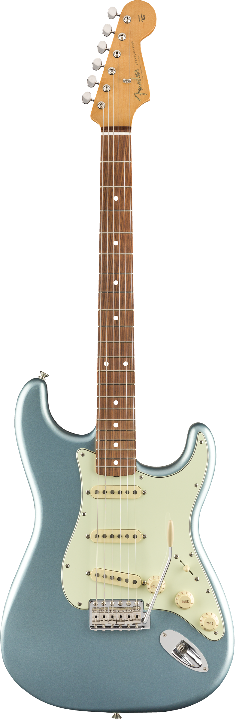 Fender Vintera 60s Stratocaster Ice Blue Metallic PF - Regent Sounds