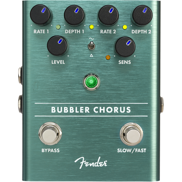Fender Bubbler Analogue Chorus - Regent Sounds