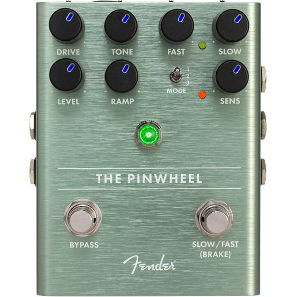 Fender Pinwheel Rotary speaker Emulator - Regent Sounds