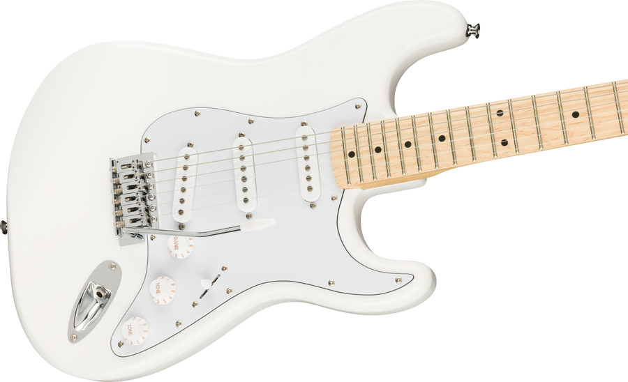 Squier Affinity FSR Stratocaster Olympic White MN - Regent Sounds