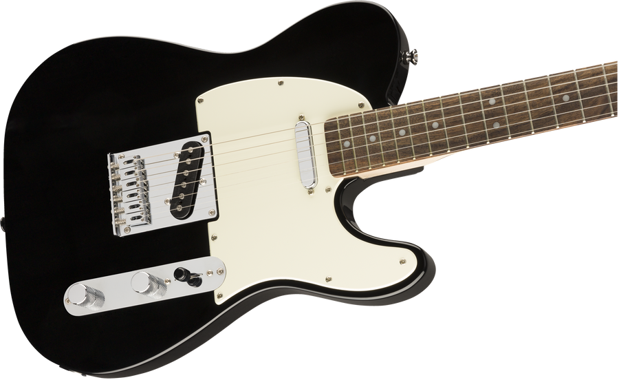 Squier Bullet Telecaster Black LRL - Regent Sounds