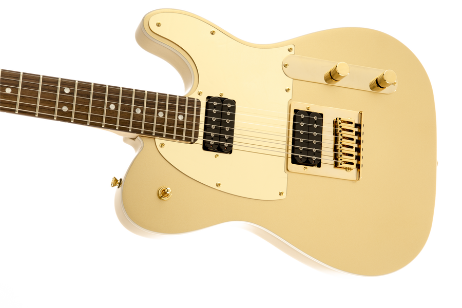 Squier J5 Telecaster Frost Gold - Regent Sounds