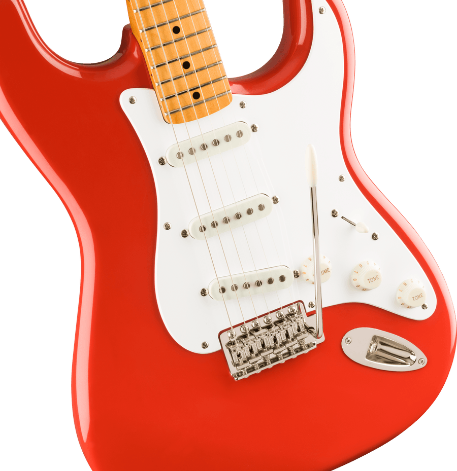Squier Classic Vibe 50s Stratocaster Fiesta Red MN - Regent Sounds