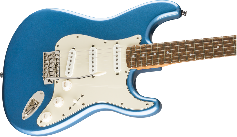 Squier Classic Vibe 60s Stratocaster Lake Placid Blue LRL - Regent Sounds
