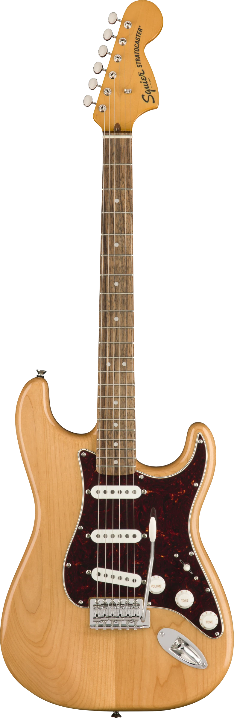 Squier Classic Vibe 70s Stratocaster Natural LRL - Regent Sounds