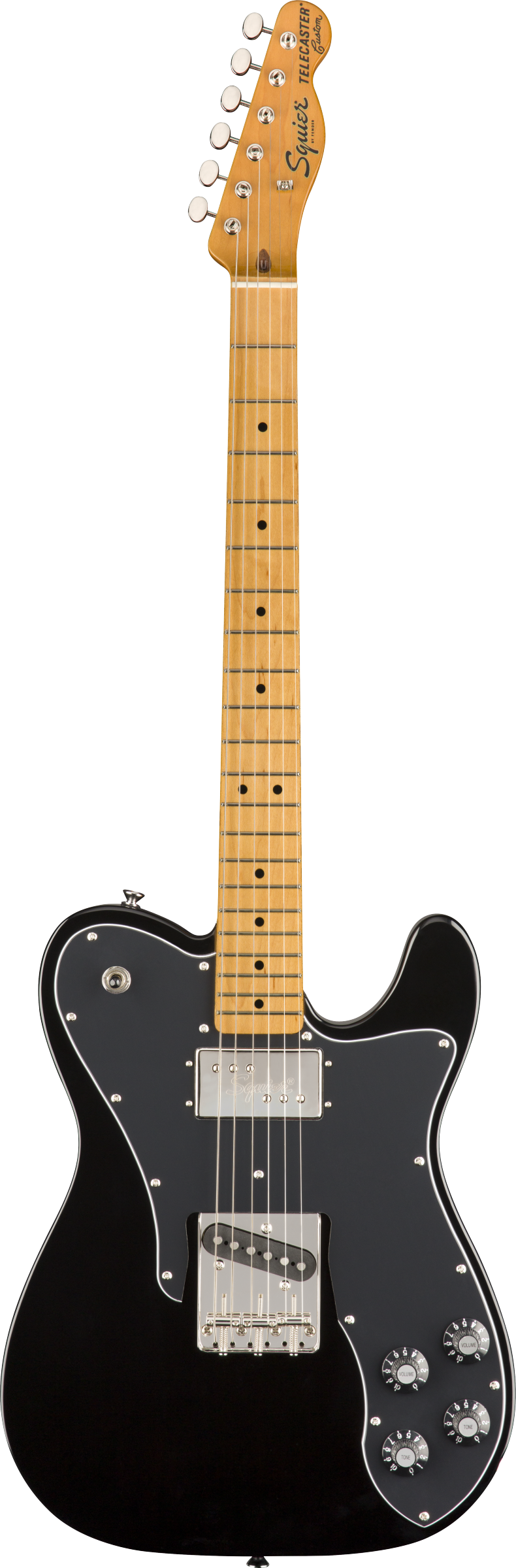 Squier Classic Vibe 70s Telecaster Custom Black - Regent Sounds