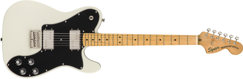 Squier Classic Vibe 70s Telecaster Deluxe Olympic White /  - Regent Sounds