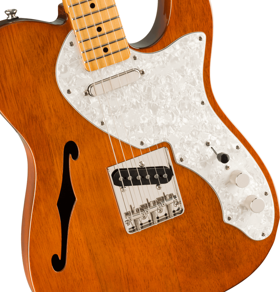 Squier Classic Vibe 60s Telecaster Thinline Natural - Regent Sounds