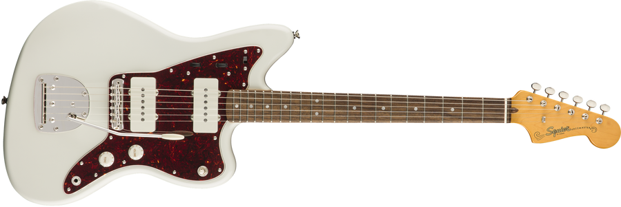 Squier Classic Vibe 60s Jazzmaster Olympic White - Regent Sounds