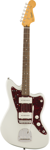 Squier Classic Vibe 60s Jazzmaster Olympic White /  - Regent Sounds