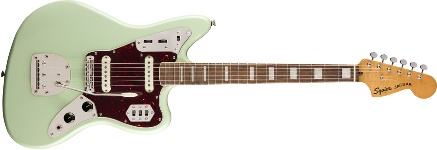 Squier Classic Vibe 70s Jaguar Surf Green - Regent Sounds