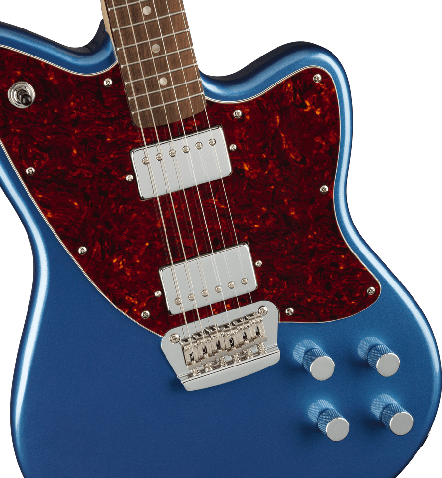 Squier Paranormal Series Toronado Lake Placid Blue - Regent Sounds