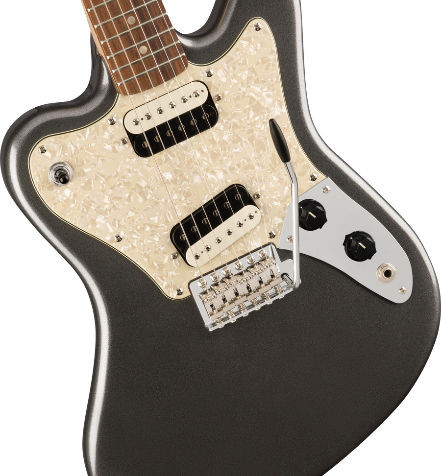 Squier Paranormal Series Super-Sonic Graphite Metallic - Regent Sounds