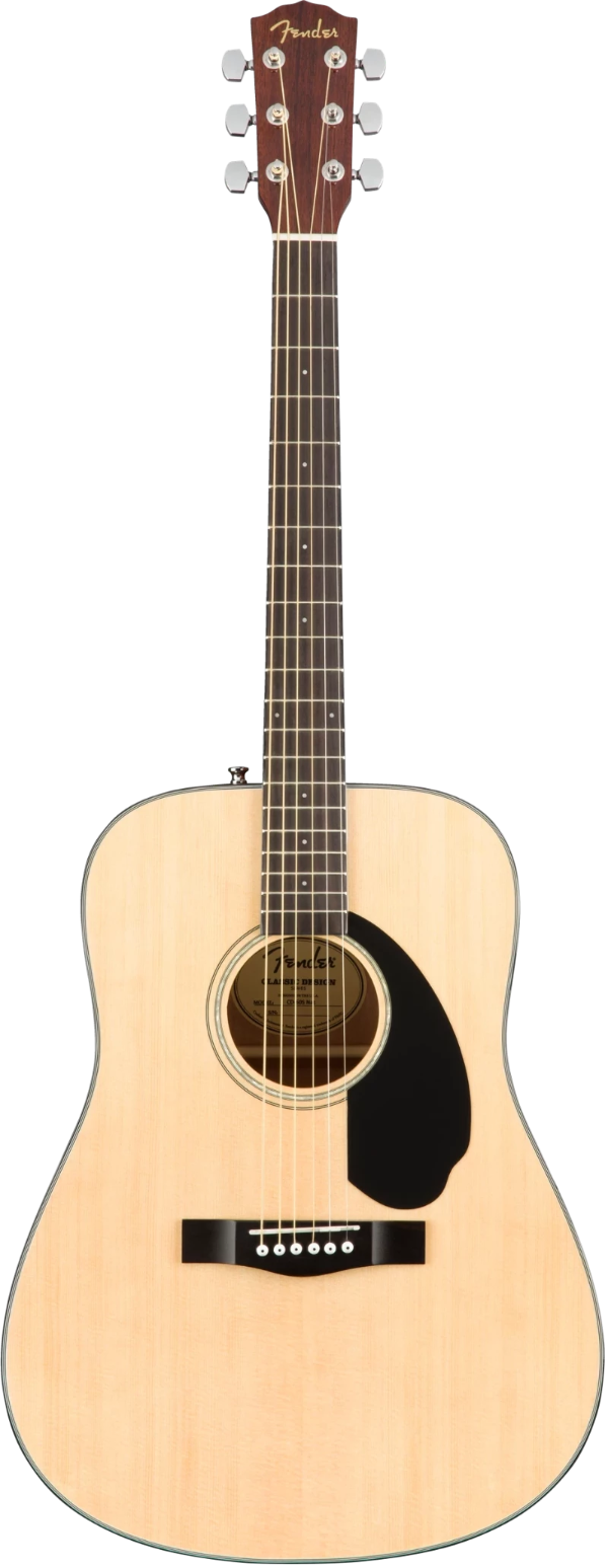 Fender CD-60S Natural - Regent Sounds