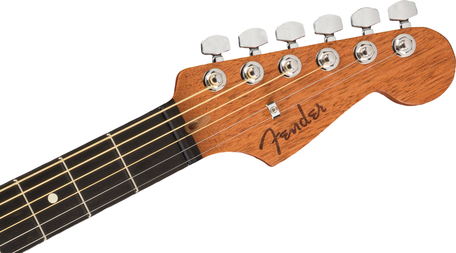Fender Acoustasonic Stratocaster Black - Regent Sounds