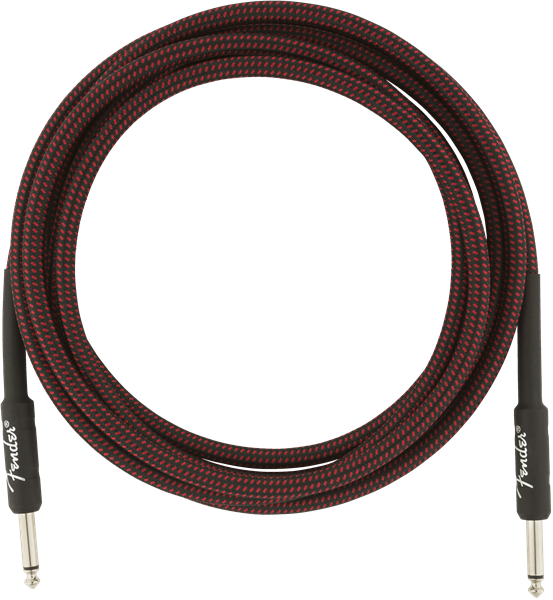 Fender Professional Series 10' Cable Red Tweed - Regent Sounds