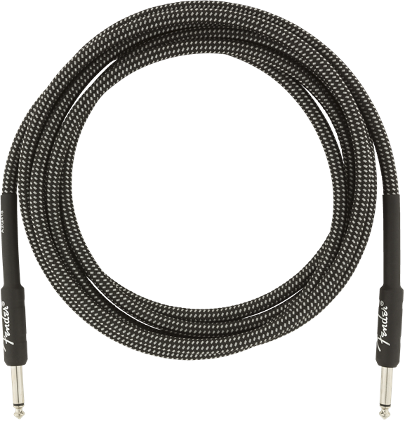Fender Professional Series 10' Cable Gray Tweed - Regent Sounds