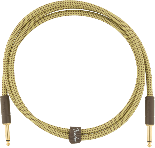 Fender Deluxe Series 5ft Cable Tweed - Regent Sounds