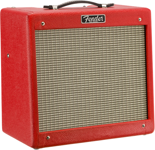 Fender Pro Junior Fiesta Red G10 - Regent Sounds