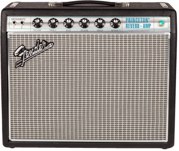 Fender '68 Custom Princeton Reverb - Regent Sounds