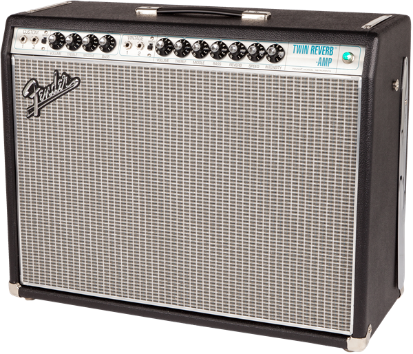 Fender '68 Custom Twin Reverb - Regent Sounds
