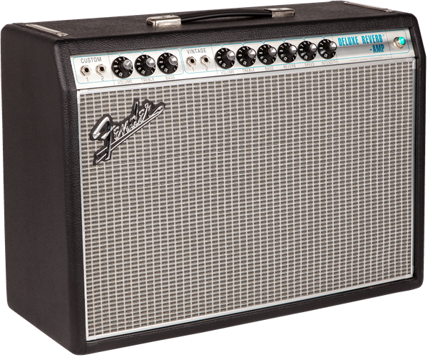Fender '68 Custom Deluxe Reverb - Regent Sounds