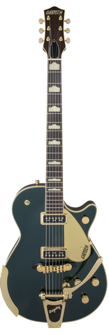 Gretsch G6128T-57 Vintage Select DUO JET Cadillac Green - Regent Sounds