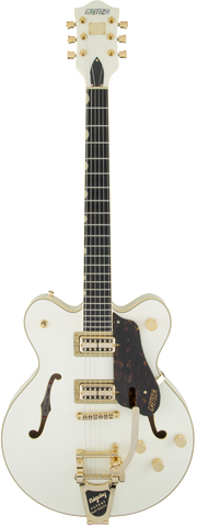 Gretsch G6609TG Players Edition Broadkaster CB Bigsby - Vintage White