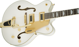 Gretsch G5422TG Electromatic Hollow Body Snowcrest White - Regent Sounds