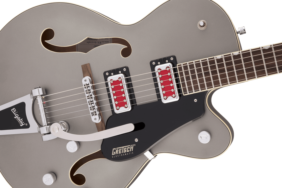 Gretsch G5410T Electromatic Rat Rod Matte Phantom Metallic - Regent Sounds