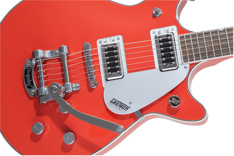 Gretsch G5232T Electromatic Double Jet W/Bigsby Tahiti Red - Regent Sounds