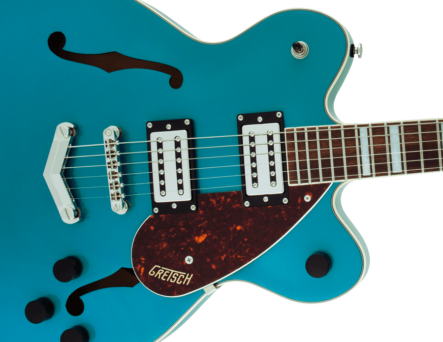 Gretsch G2622 Streamliner Centre Block Ocean Turquoise - Regent Sounds