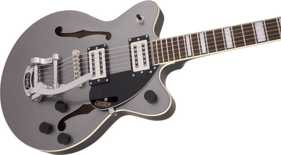 Gretsch G2655T Streamliner Centre Block Jnr Phantom Metallic - Regent Sounds