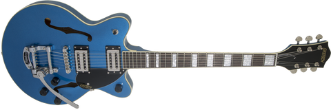 Gretsch G2655T Streamliner Centre Block Jr W/Bigsby Fairline Blue /  - Regent Sounds