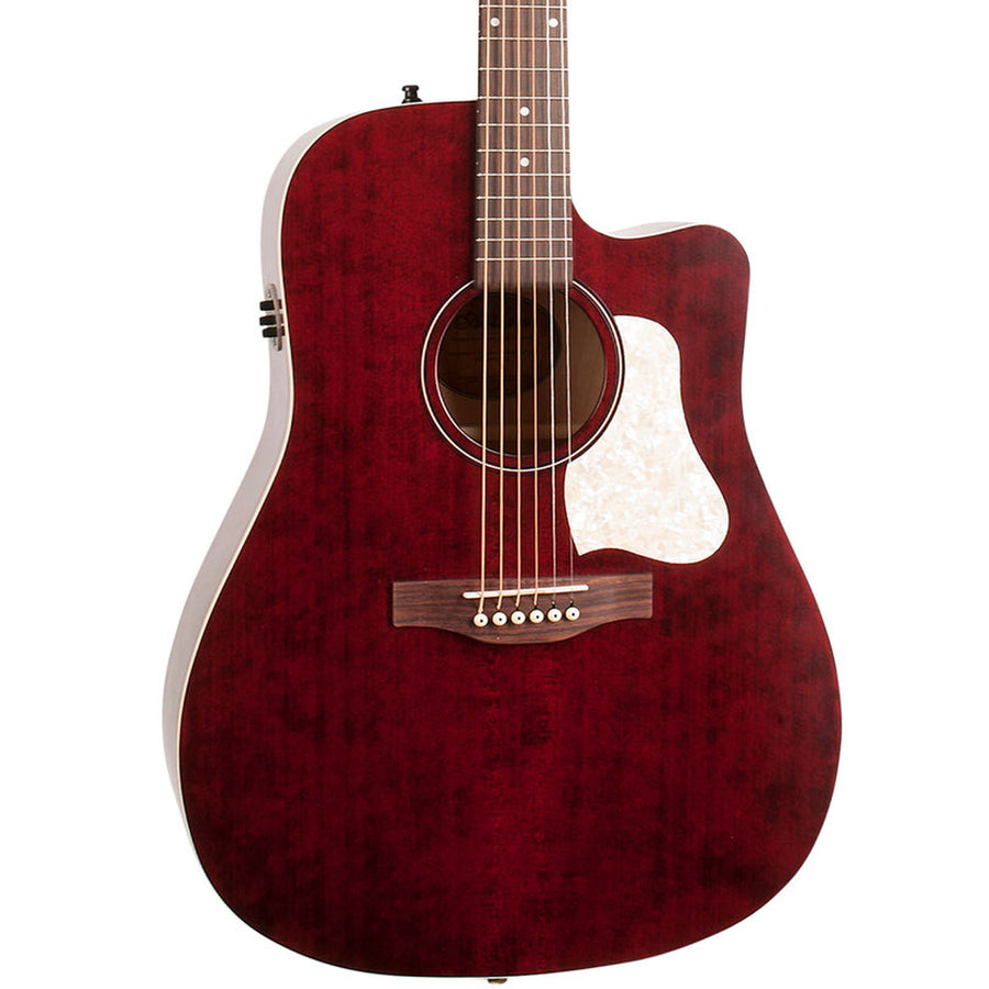 Art & Lutherie Americana Tennessee Red CW Q1T - Regent Sounds