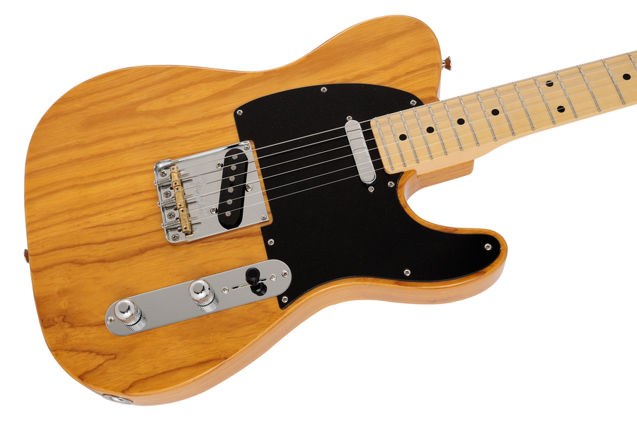 Fender 2019 Limited Collection Telecaster Made in Japan Vintage Natural - Regent Sounds
