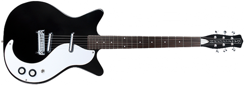 Danelectro DC59M NOS Black - Regent Sounds