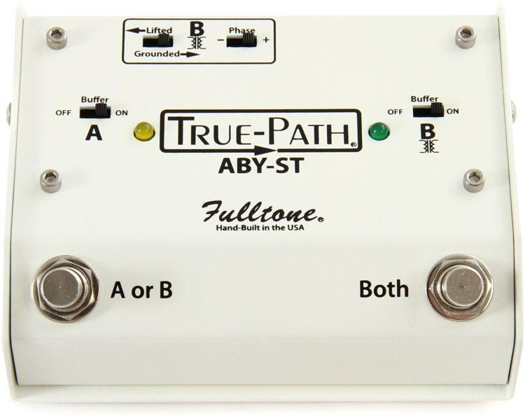 Fulltone CS True-Path ABY Soft Touch - Regent Sounds
