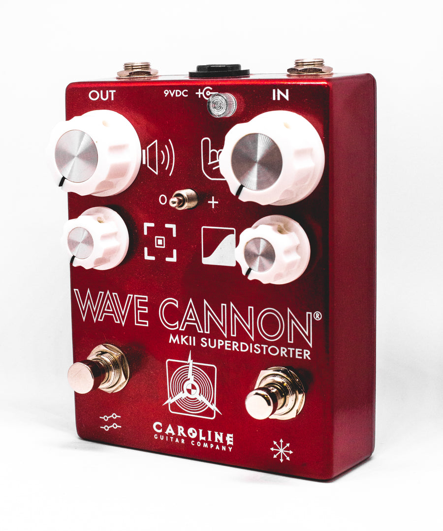 Caroline Guitar Company Wave Cannon MKII Superdistorter - Regent Sounds