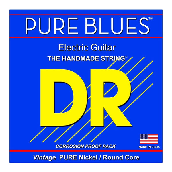 DR Pure Blues Medium 10-46 PHR10 - Regent Sounds