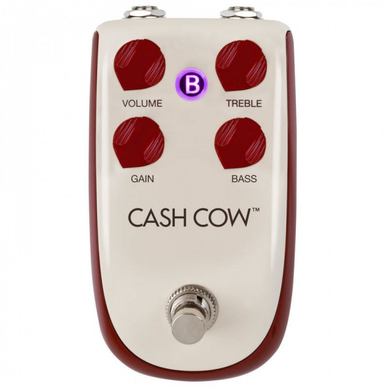 Danelectro Billionaire Cash Cow Overdrive Pedal - Regent Sounds