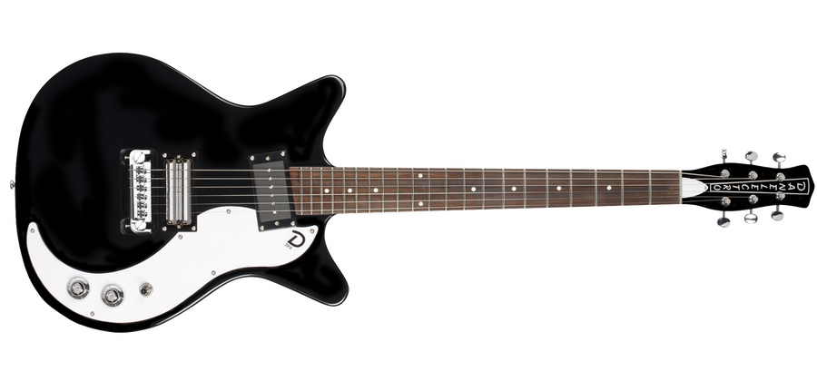 Danelectro 59X Black - Regent Sounds