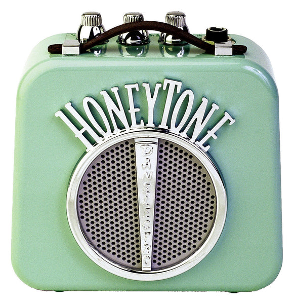 Danelectro Honey Tone Mini Amp Aqua - Regent Sounds