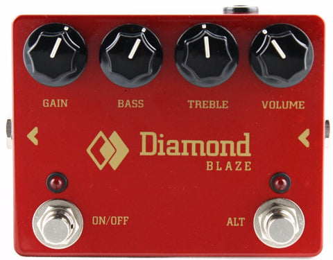 Diamond Blaze BLZ-1 Germanium Fuzz/Distortion