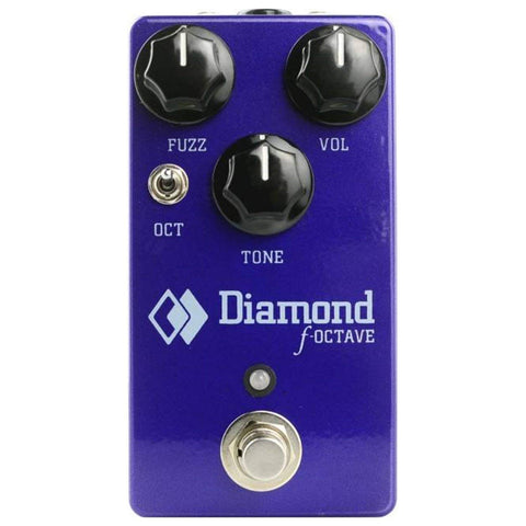 Diamond F-Octave Fuzz - Regent Sounds