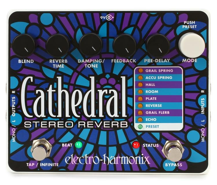 Electro Harmonix Cathedral - Regent Sounds
